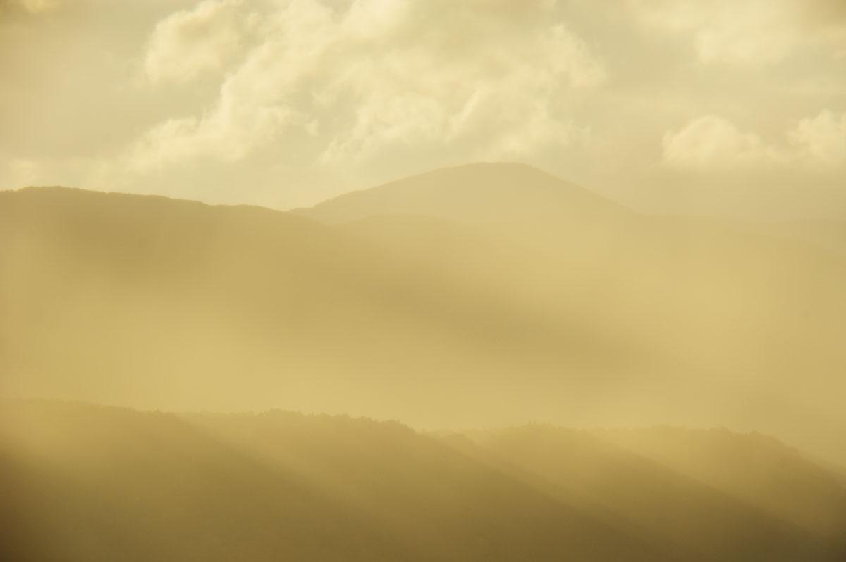 Monte Arunzo al Tramonto - ©Valerio Marocchi